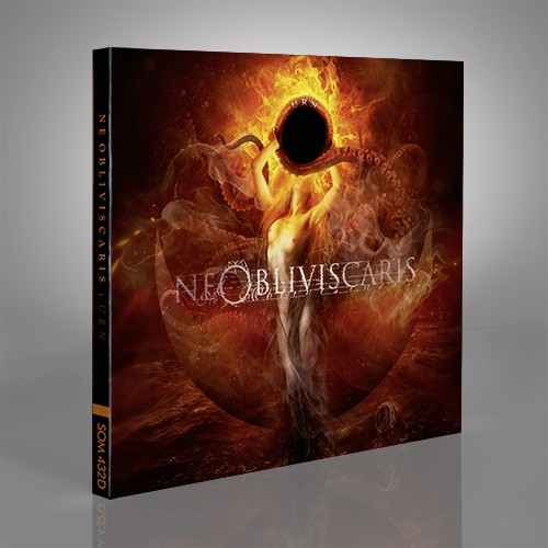 Ne Obliviscaris Urn Cd Digipak Heavy Metal Season