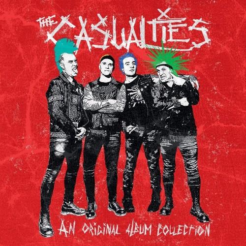 The Casualties An Original Album Collection 2cd Box