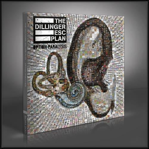 dillinger escape plan option paralysis album s