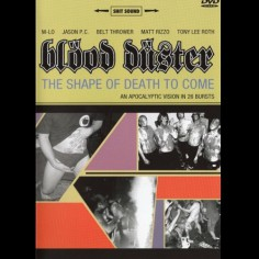 Blood Duster - The Shape of Death to Come - DVD