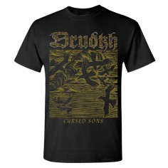 Drudkh - Cursed Sons - T shirt (Men)