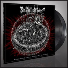 Inquisition - Bloodshed Across the Empyrean Altar Beyond the Celestial Zenith - DOUBLE LP Gatefold