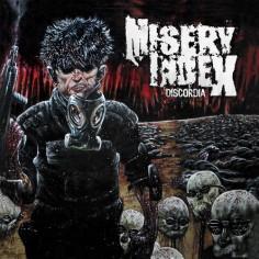 Misery Index - Discordia - CD