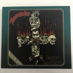 Tormentor - Seventh Day of Doom - CD + DVD DIGIPAK