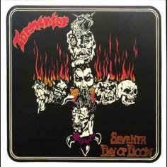 Tormentor - Seventh Day of Doom - LP