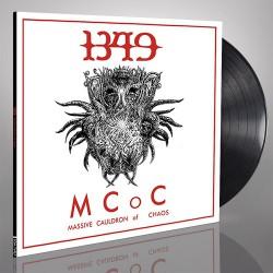 1349 - Massive Cauldron of Chaos - LP Gatefold Colored