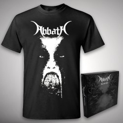 Abbath - Outstrider + Abbath - CD BOX + T Shirt (Men)