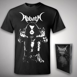 Abbath - Outstrider + Blasphemia - TAPE + T Shirt Bundle (Men)