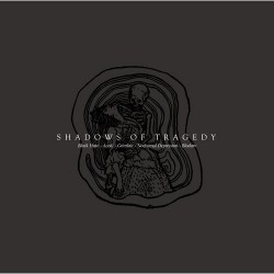 Acedi / Grimlair / Black Hate / Blodarv / Nocturnal Depression - Shadows Of Tragedy - CD