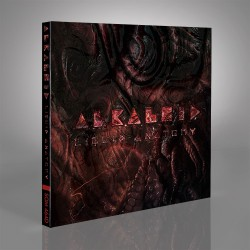 Alkaloid - Liquid Anatomy - CD DIGIPAK