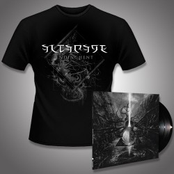 Altarage - Endinghent + Blankness Entities - LP + T shirt Bundle