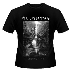 Altarage - Endinghent - T shirt (Men)