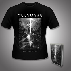 Altarage - Endinghent - TAPE + T Shirt Bundle