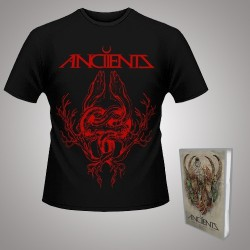Anciients - Voice of the Void + Eel - TAPE + T Shirt Bundle (Men)