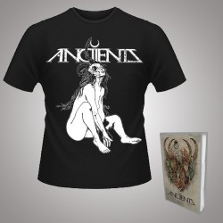 Anciients - Voice of the Void + Witch - TAPE + T Shirt Bundle
