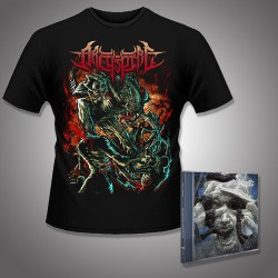 Archspire - Relentless Mutation + Alien - CD + T Shirt bundle