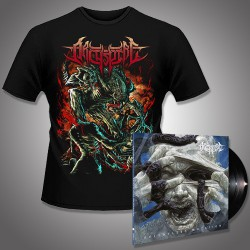 Archspire - Relentless Mutation + Alien - LP Gatefold + TShirt Bundle