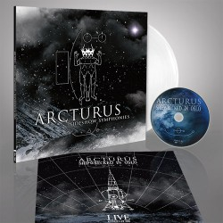 Arcturus - Sideshow Symphonies + Shipwrecked in Oslo - LP Gatefold Colored