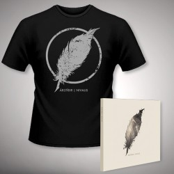 Arstidir - Nivalis - CD DIGIPAK + T Shirt bundle (Men)