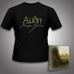 Audn - Farvegir Fyrndar + Logo - CD + T Shirt bundle