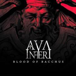 Ava Inferi - Blood of Bacchus - CD DIGIPAK