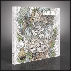 Barishi - Blood from the Lion's Mouth - CD DIGIPAK
