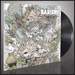 Barishi - Blood from the Lion's Mouth - LP Gatefold