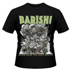 Barishi - Blood from the Lion's Mouth - T shirt