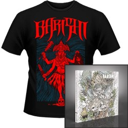 Barishi - Blood from the Lion's Mouth + Kali - CD DIGIPAK + T Shirt bundle