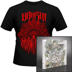 Barishi - Blood from the Lion's Mouth + Priests - CD DIGIPAK + T Shirt bundle