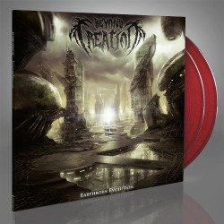 Beyond Creation - Earthborn Evolution - DOUBLE LP GATEFOLD COLORED