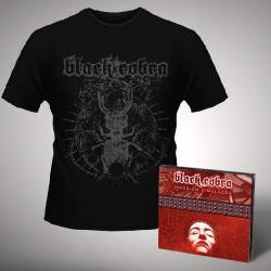 Black Cobra - Imperium Simulacra + Insect - CD DIGIPAK + T Shirt bundle (Men)