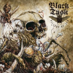 Black Tusk - Pillars of Ash - CD