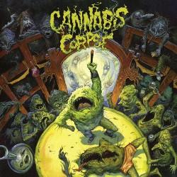 Cannabis Corpse - The Weeding - CD EP