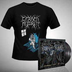 Carach Angren - Dance and Laugh Amongst the Rotten + Ouija - DOUBLE LP GATEFOLD + T Shirt Bundle (Men)