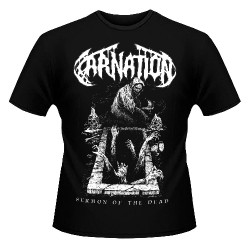 Carnation - Sermon of the Dead - T shirt (Men)