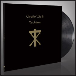 Christian Death - The Scriptures - LP Gatefold