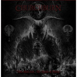 Churchburn - None Shall Live... the Hymns of Misery - LP + DOWNLOAD CARD
