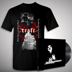 Craft - Terror Propaganda + Soundtrack - LP + T shirt Bundle (Men)