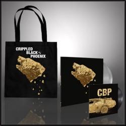 "Crippled Black Phoenix - Bronze (Deluxe) - Double LP Gatefold Colored + 7"" + Tote Bag Bundle"