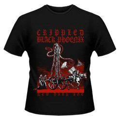 Crippled Black Phoenix - New Dark Age - T shirt (Men)