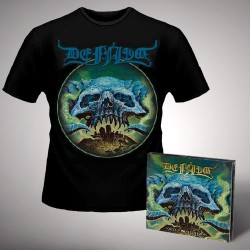 Defiled - Towards Inevitable Ruin - CD DIGIPAK + T Shirt bundle (Men)