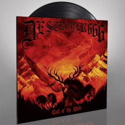 Destroyer 666 - Call of the Wild - Mini LP