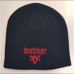 Destroyer 666 - Logo - Beanie