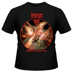 Destroyer 666 - Phoenix Rising Original - T shirt (Men)