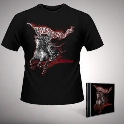 Destroyer 666 - Wildfire - CD + T Shirt bundle