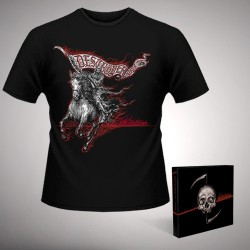 Destroyer 666 - Wildfire - Digibox + T Shirt bundle