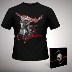 Destroyer 666 - Wildfire - Digibox + T Shirt bundle