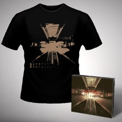 Disperse - Foreword - CD DIGIPAK + T Shirt bundle
