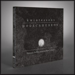 Dodecahedron - kwintessens - CD DIGIPAK + Digital
